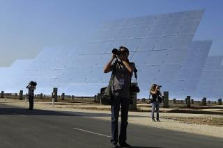 Затмение, которое произойдет 20 марта, отключит солнечные электростанции