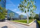 Ветрогенератор в виде дерева скоро появится на городских улицах