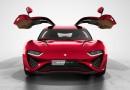 Quant F – электромобиль мощностью 1090 лошадиных сил