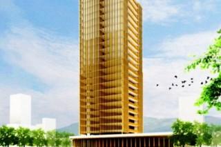 В Австрии построят рекордный по высоте деревянный небоскреб