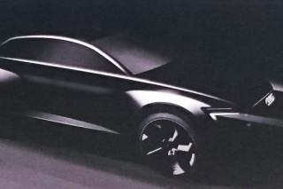 Будущий электрический кроссовер Audi получил имя