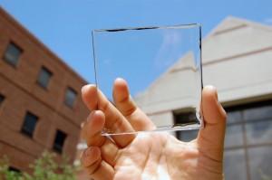Созданы прозрачные солнечные панели