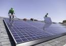 SolarCity строит энергосистемы с аккумуляторными батареям производства Tesla