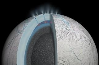 Ученые считают, что на спутнике Сатурна есть предпосылки для зарождения жизни