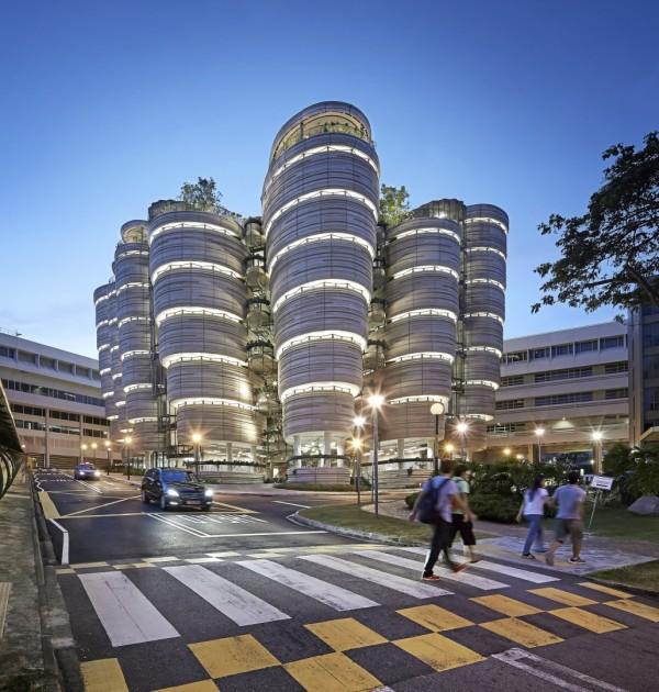 Учебный центр Технологического университета Наньян