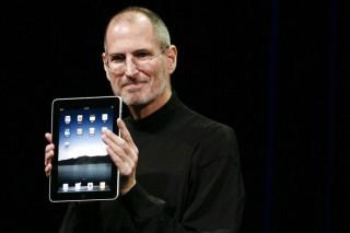 Технологическому революционеру iPad исполнилось пять лет
