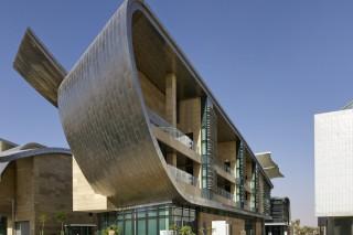 LEED-сертифицированный жилой комплекс в Саудовской Аравии