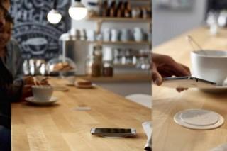 IKEA начинает продажи специального комплекта для встраивания беспроводных зарядок