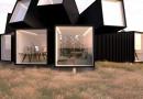 Карготектура: офисный комплекс из грузовых контейнеров