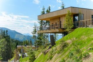 Энергоэффективные шале в австрийских Альпах