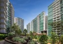 Жилой комплекс «The Minton» в Сингапуре