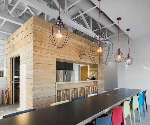 Офис для архитекторов по стандартам LEED Platinum