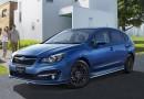 Subaru выпустила гибридную версию Impreza