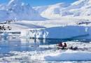 Через четверть века льды Арктики будут полностью таять летом