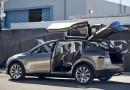 Tesla Model X появится в продаже в конце года