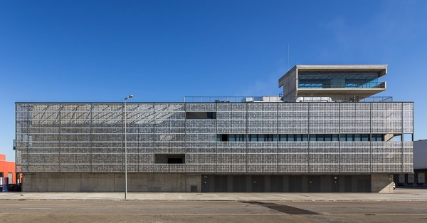 Биоэлектростанция в Барселоне