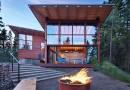 Энергоэффективный дом в пригороде Сиэтла