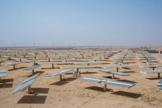 Саудовская Аравия будет постепенно переходить на солнечную энергию