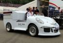 В Porsche создали электрический грузовик