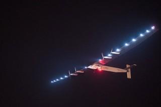 Solar Impulse 2 начал перелёт через Тихий океан