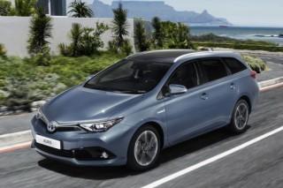 Toyota ставит на гибридную силовую базу обновленного Auris
