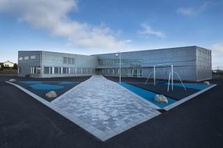 Энергоэффективная школа в норвежской провинции