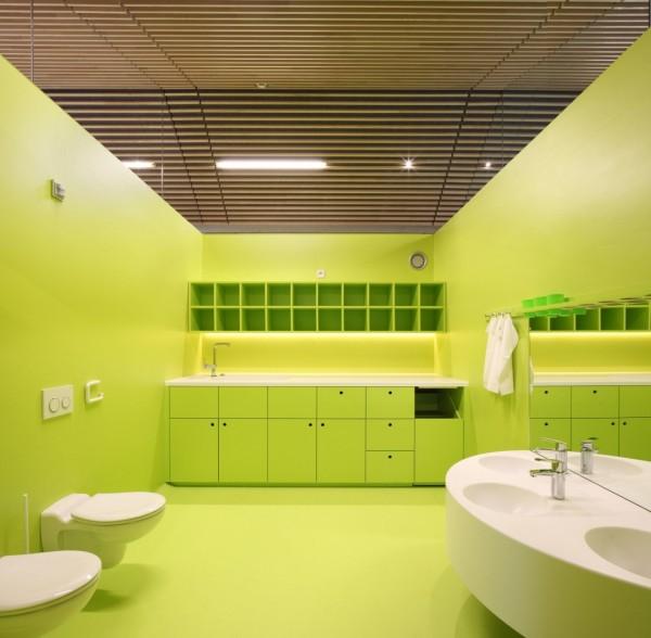 Энергоположительный детский сад