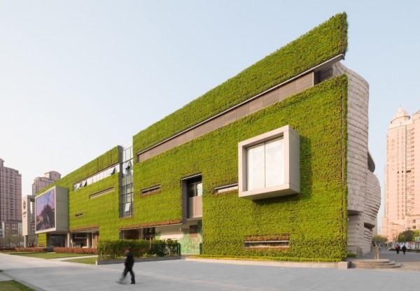 Музей естественной истории в Шанхае