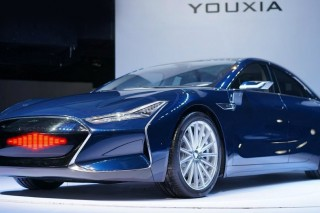 В Китае клонировали Tesla Model S