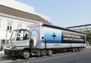 BMW использует для своих внутренних целей 40-тонный электрический грузовик