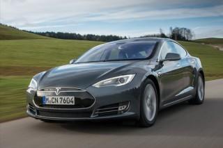 Tesla подготовила доработки для седана Model S