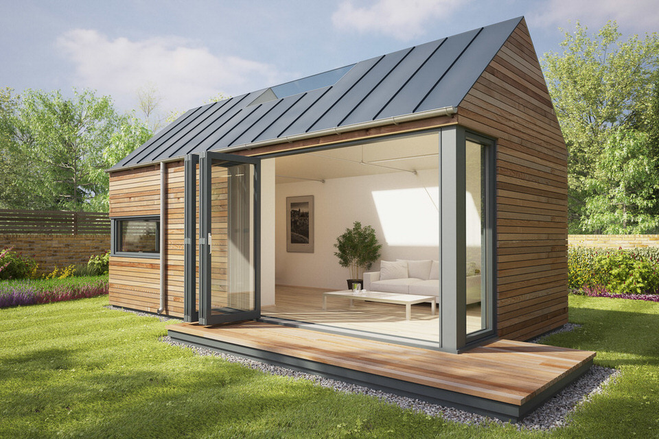 Eco pod for Eco house kit