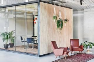 Экологичный офис для хайтек-компании