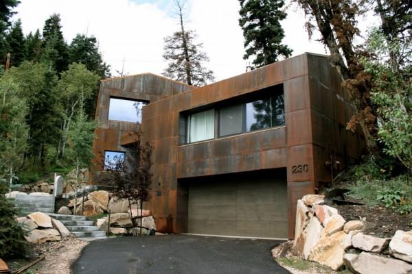 Энергоэффективный жилой дом в Юте