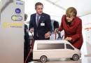 Ангела Меркель взялась за популяризацию электромобилей в Германии