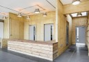 В Лондоне строят здания из демонтированных олимпийских объектов