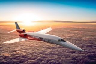 Airbus создал очередной проект сверхзвукового самолета