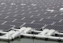 В Японии борются с нехваткой энергии с помощью плавучих солнечных электростанций