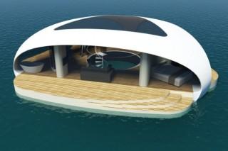 Специалисты BMT Asia Pacific построили плавающий экодом