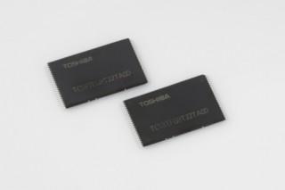 Toshiba анонсировала новое поколение чипов памяти BiCS FLASH