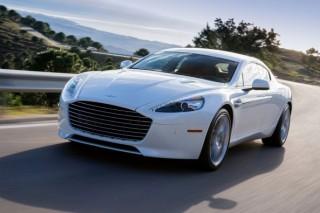 Компания Aston Martin представила свой первый электромобиль