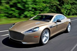 Aston Martin выпустит люксовый электромобиль
