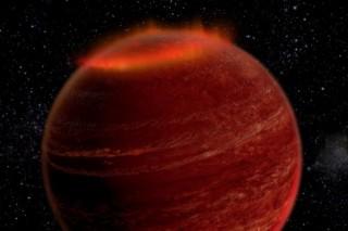 Астрономы нашли в космосе гигантские северные сияния