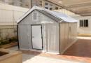 IKEA создала быстровозводимый бюджетный дом для беженцев