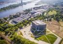 Для Латвийского университета построили уникальный Центр естествознания