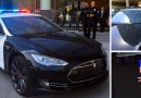 Полиция Лос-Анджелеса пересаживается на электромобили
