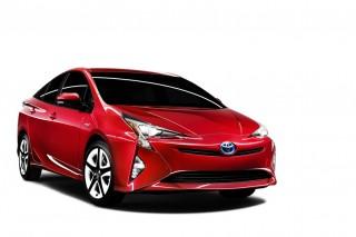 Японцы анонсировали новое поколение Toyota Prius