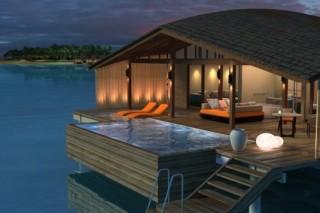 На Мальдивах построили энергонезависимый отель