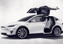 Илон Маск официально представил электрокар Tesla Model X