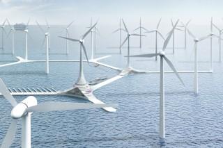 16 самых диковинных ветроэнергетических конструкций мира. Часть 2